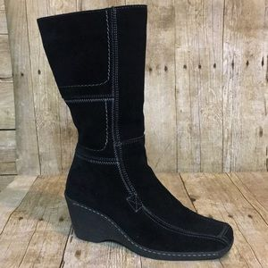 Nine West lined boots